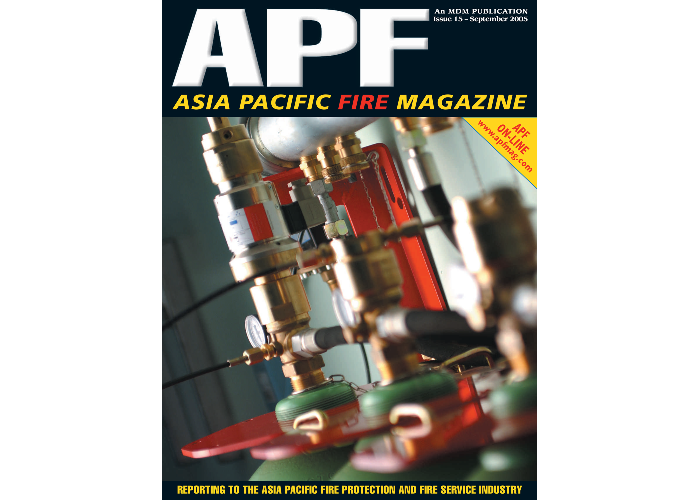 APF Magazine Issue 15 - September 2005