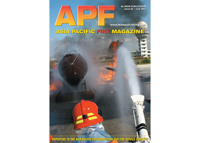 APF Magazine Issue 22 - June 2007_700x500