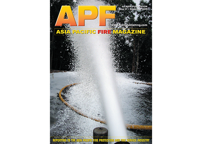 APF Magazine Issue 31 - September 2009_700x500