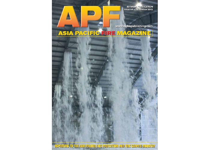 APF Magazine Issue 44 - December 2012