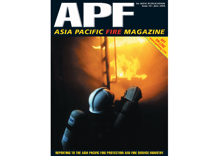 APF Magazine Issue 10 – June 2004