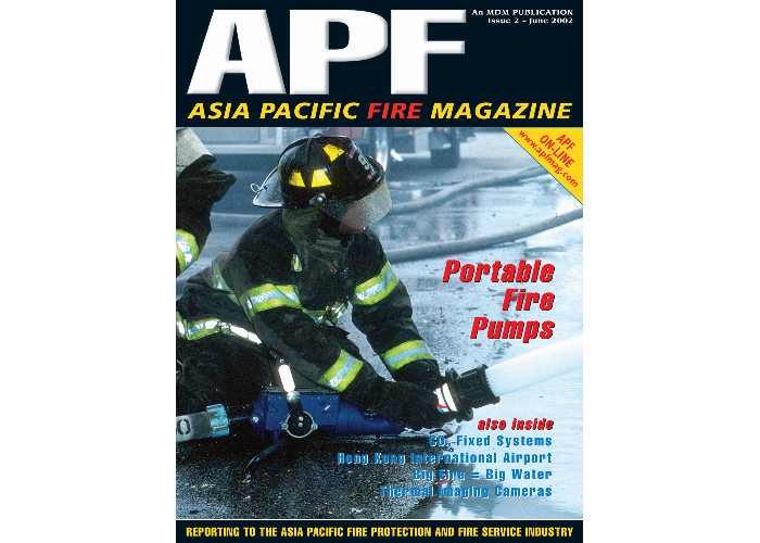 APF Magazine Issue 2 - June 2002