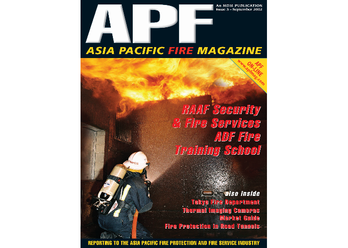 APF Magazine Issue 3 - September 2002