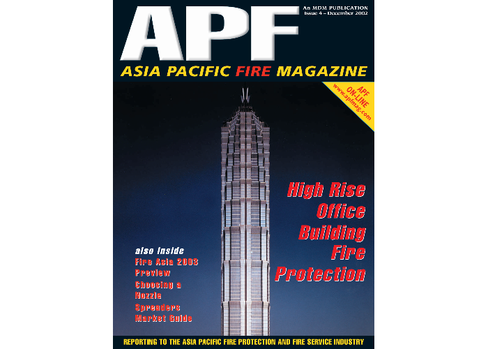 APF Magazine - Issue 4 - December 2002