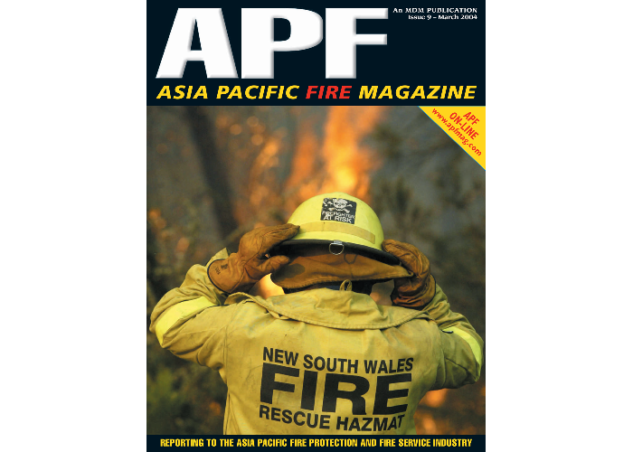 APF Magazine Issue 9 – March 2004