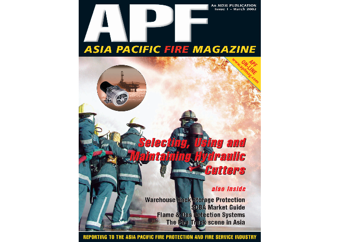APF Magazine Issue 1 - March 2002