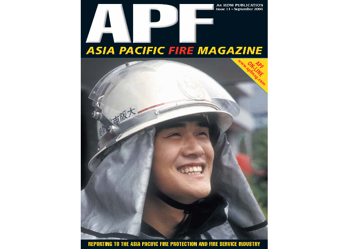 APF Magazine Issue 11 - September 2004