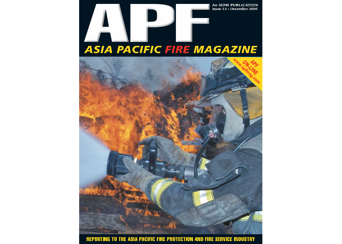 APF Magazine Issue 12 - December 2004