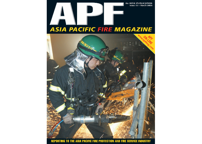 APF Magazine Issue 13 - March 2005