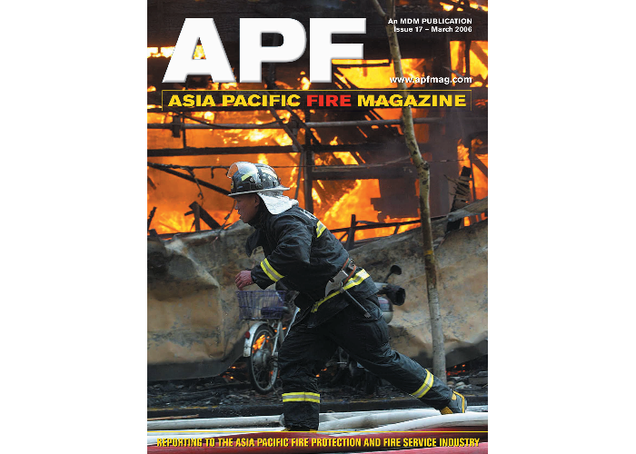 APF Magazine Issue 17 - March 2006