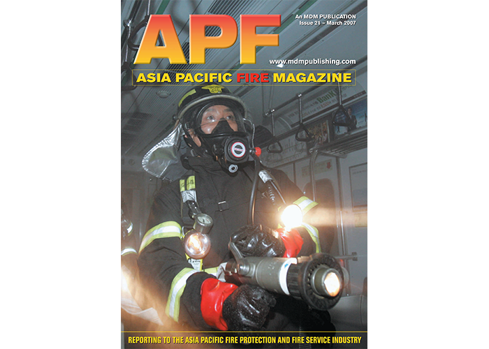 APF Magazine Issue 21 - March 2007_700x500