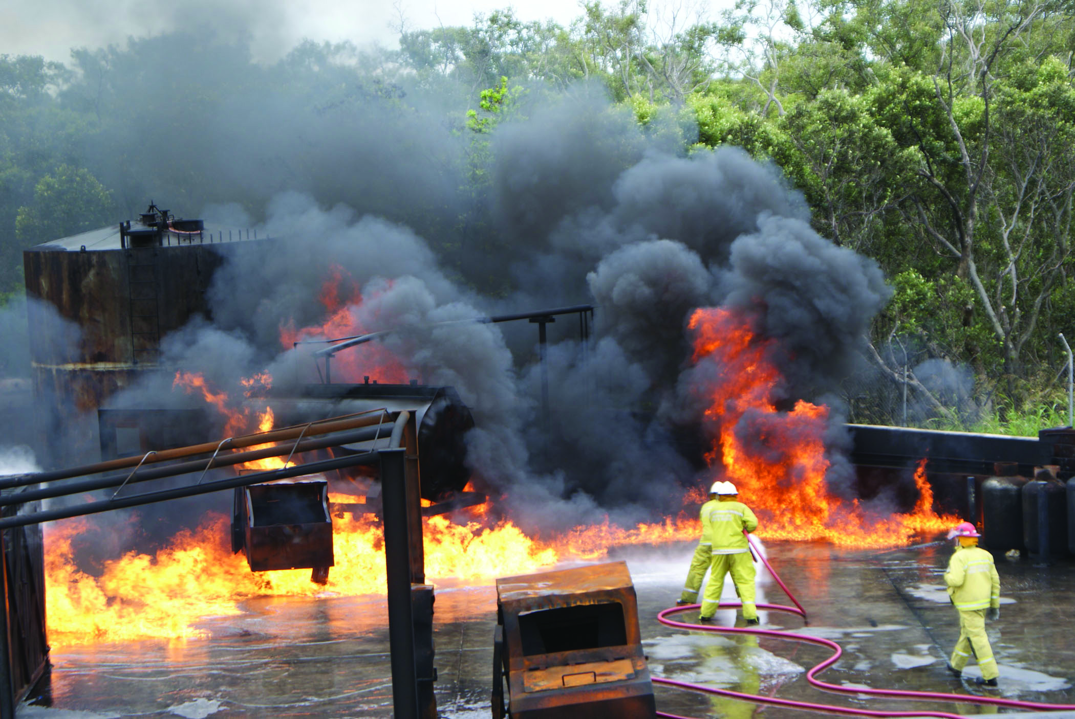 Queensland's Academy Delivers Emergency Services Training