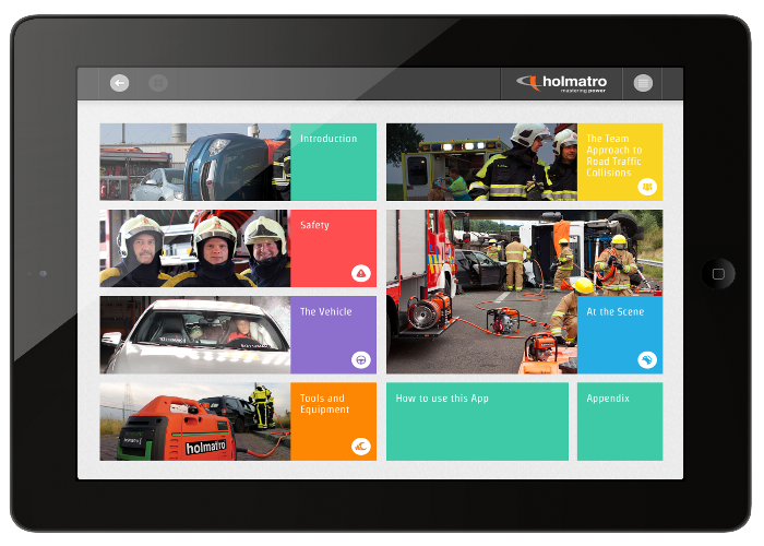 Vehicle Extrication app now also available for Android