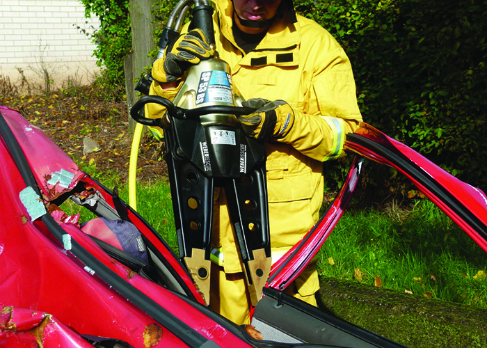 Power Redefined New Spreader SP 53 BS from Weber Rescue Systems