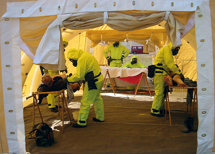 21st Century Decontamination Where Are We Going?