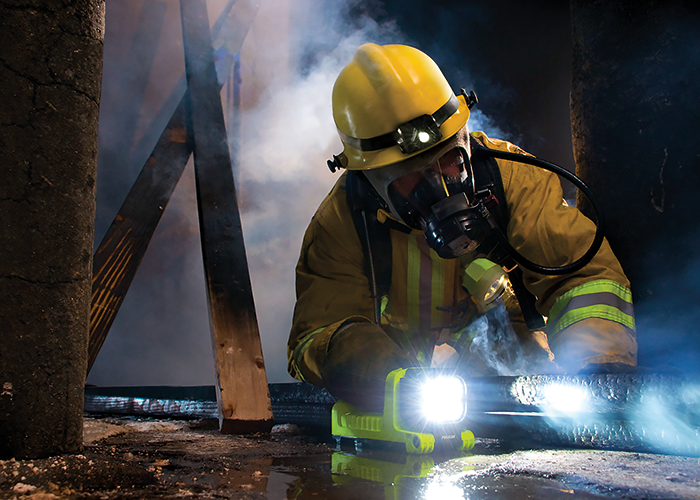 Lighting the Way with Pelican Products Today's firefighter is responsible for more equipment than ever before. Due to the burdensome amounts of gear required to do the job, anything that allows for lighter and smaller profiles would certainly be welcomed.
