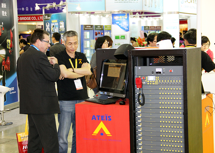 Secutech opens on 28 April with 420 exhibitors from 15 countries and regions