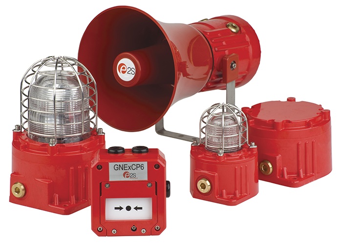 E2S Warning Signals showcase their petrochemical product capability in China and Italy