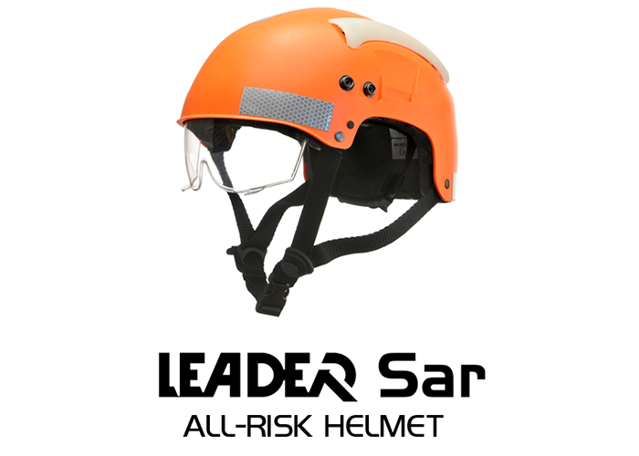 The ONLY true multi-use helmet in the world