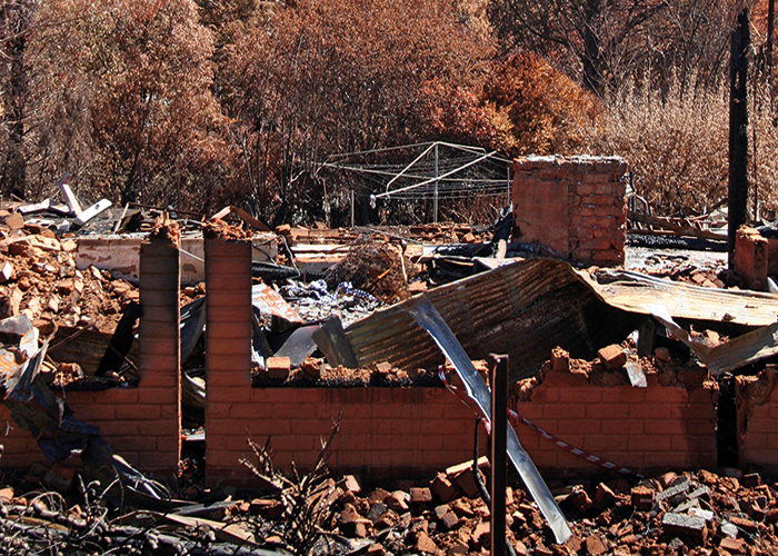 Image courtesy of Bushfire and Natural Hazards CRC