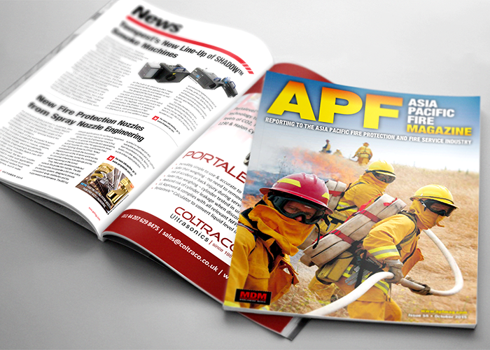 APF Magazine Issue 55 – October 2015