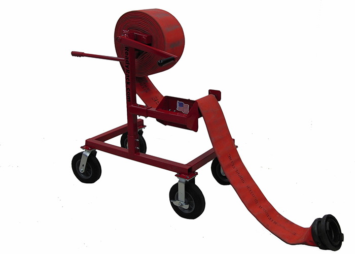 New Large Diameter Hose Winder from Ready Rack