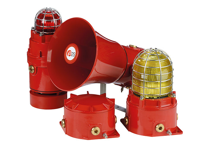 E2S Warning Signals launches two new product families at MARINTEC 2015, Shanghai