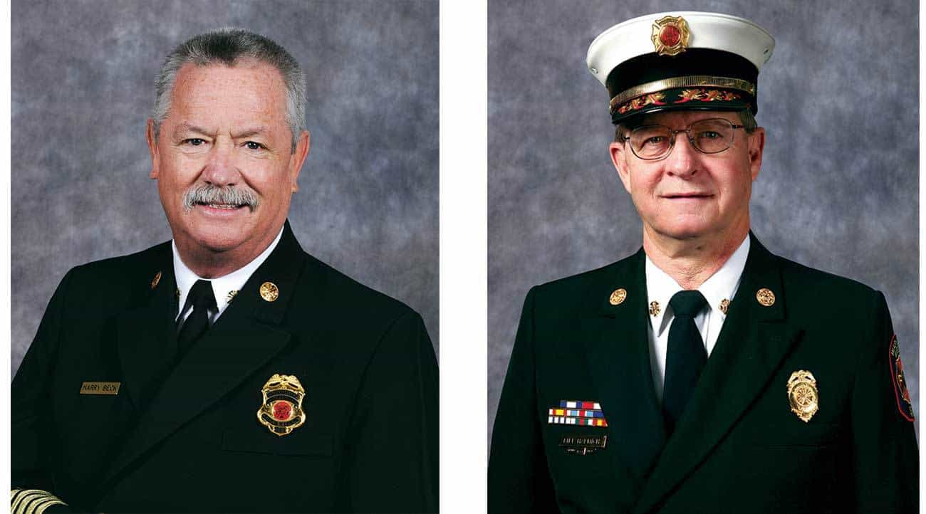 IAFC Fire Chiefs of the Year
