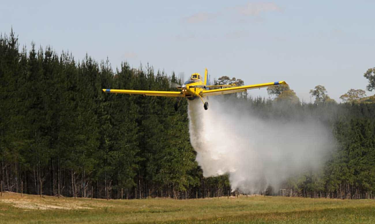Fire fighting liquid makes every drop of water count
