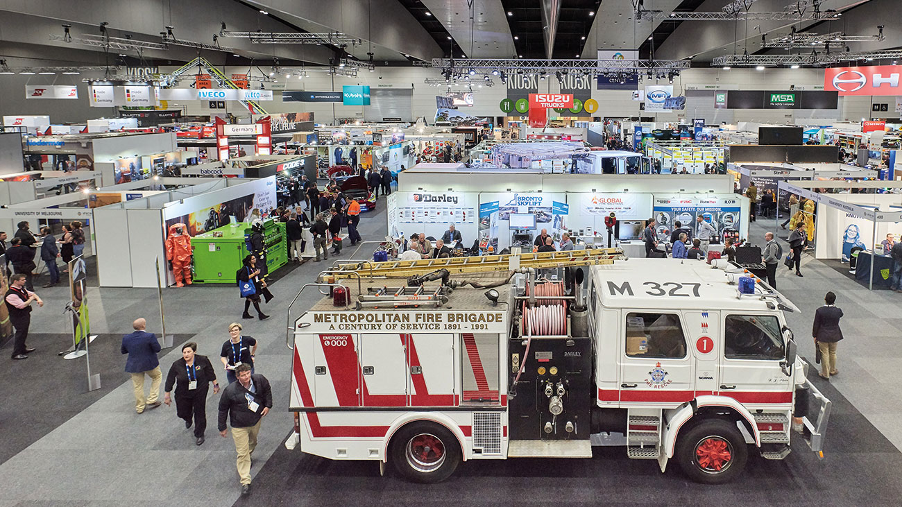 The exhibition attracts a comprehensive range of exhibitors covering all facets of emergency management equipment, technology and services.