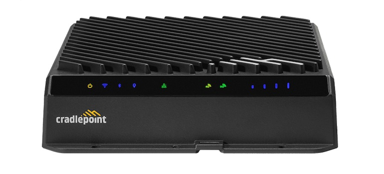 R1900 Ruggedised 5G Edge Router. (Cradlepoint)