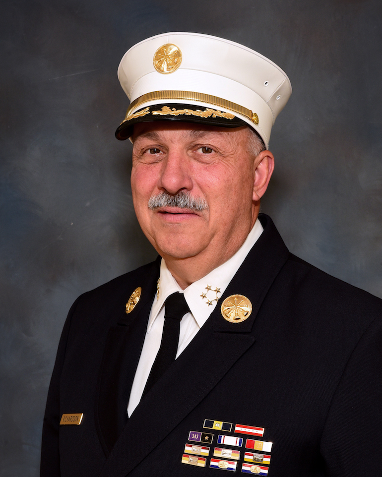 Chief of Department Richardson. (FNDY)