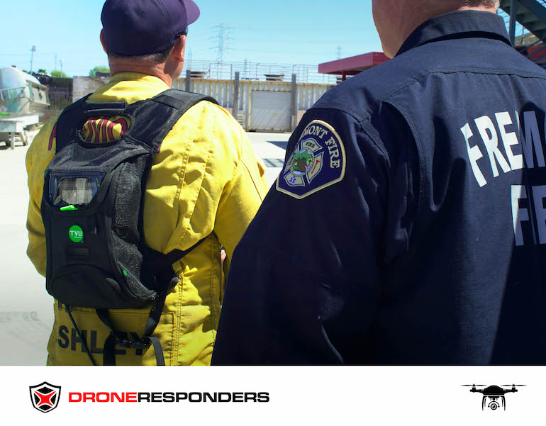 A new white paper from TVU Networks and DRONERESPONDERS details the advantages of using drones to assess wildfires.