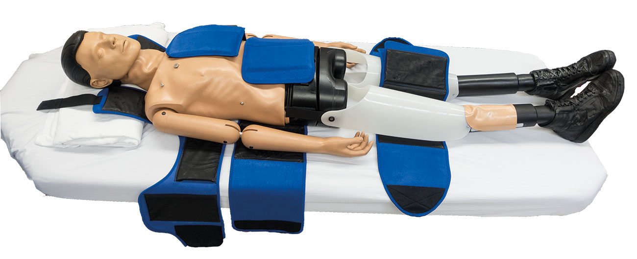 Full Body Suit • Portable, non-invasive and easy to apply core body-cooling system designed for heat stroke treatment. • Rapidly reduces core body temperature at an average rate of 7.2*C/hour.