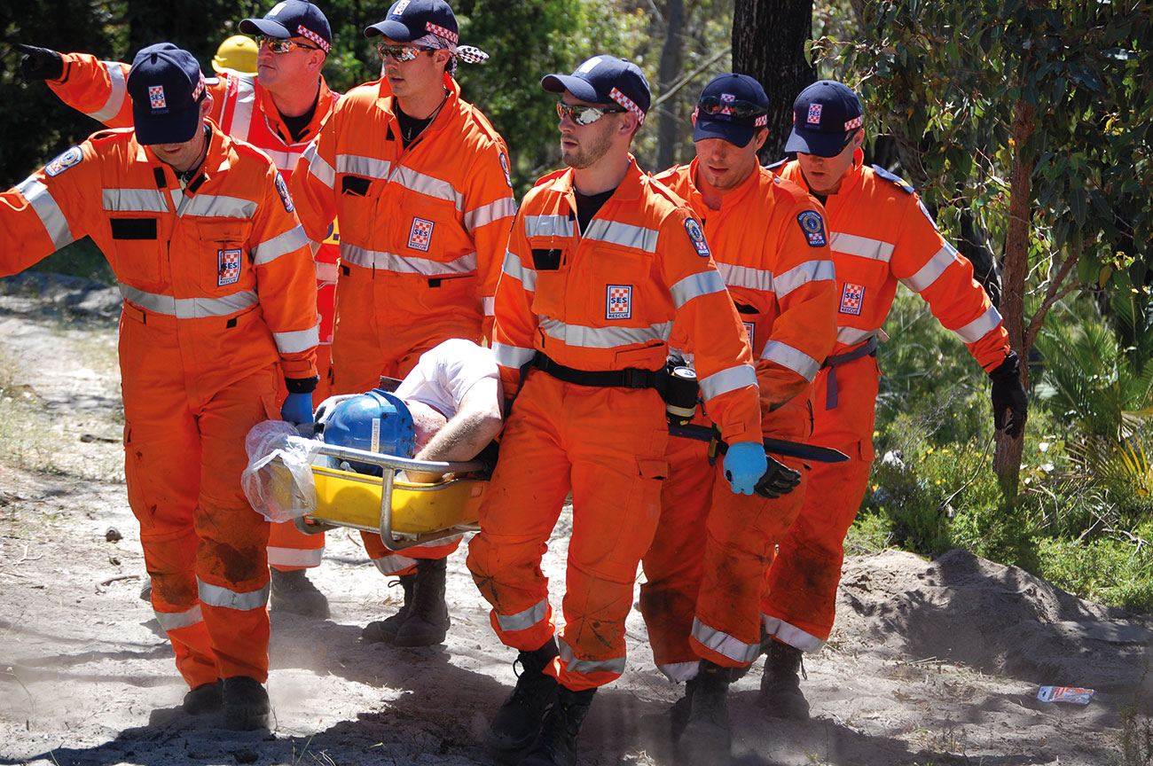 Ensuring that volunteer teams are as well-supported as possible is essential to deliver crucial emergency services.