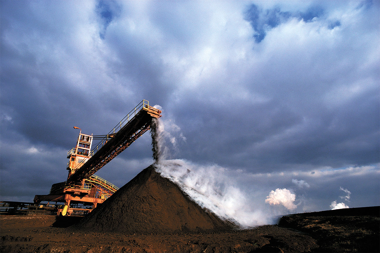 The harsh environment of the mining industry creates additional fire risks through wear and damage to machinery.
